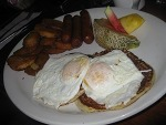 Pancakes and Eggs Burgers & Benedicts Montreal