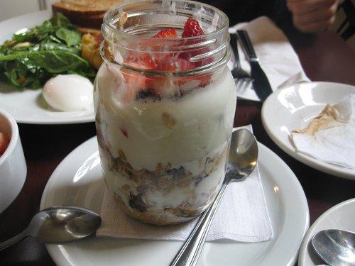 Griffintown Cafe Brunch Menu
