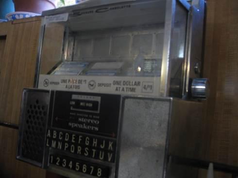 moes interior jukebox