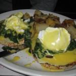 Bagels Etc Eggs Benedict