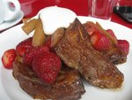 French toast at Lawrence