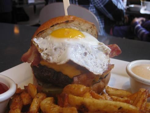 m:brgr brunch burger