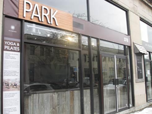 park exterior