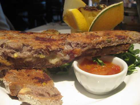 regine cafe grilled cheese