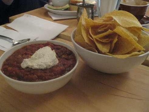 resonance brunch chili