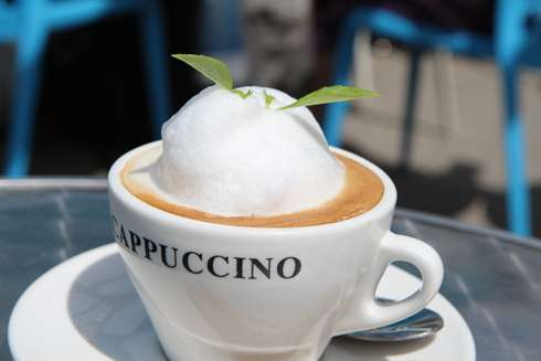 stellina jean talon market brunch coffee