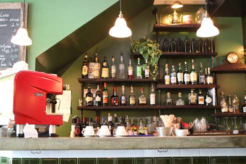 gros luxe montreal interior bar