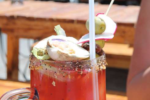 tripes and caviar montreal brunch bloody caesar