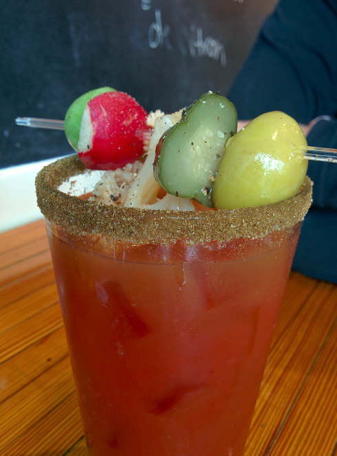 salle a manger montreal bloody mary