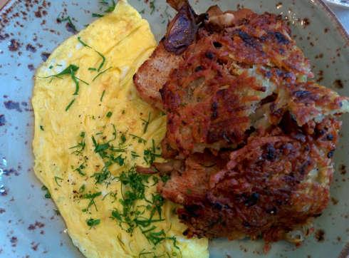 omelette Wilfrid sur laurier Montreal brunch